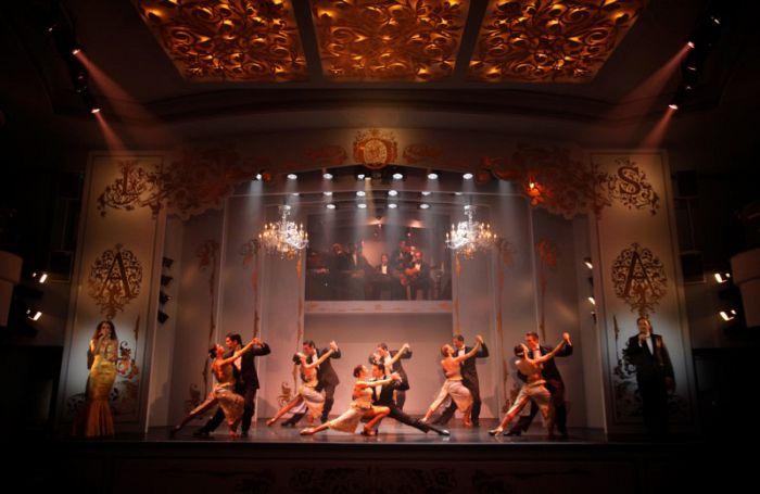 Vive la pasión del tango en Argentina