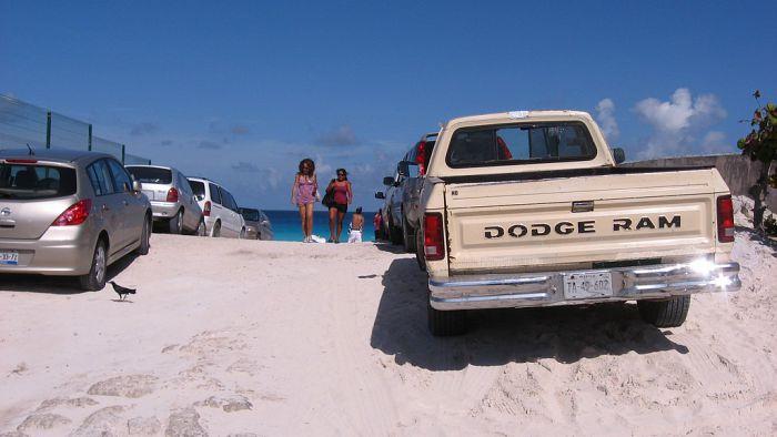 Playas para niños en Cancún