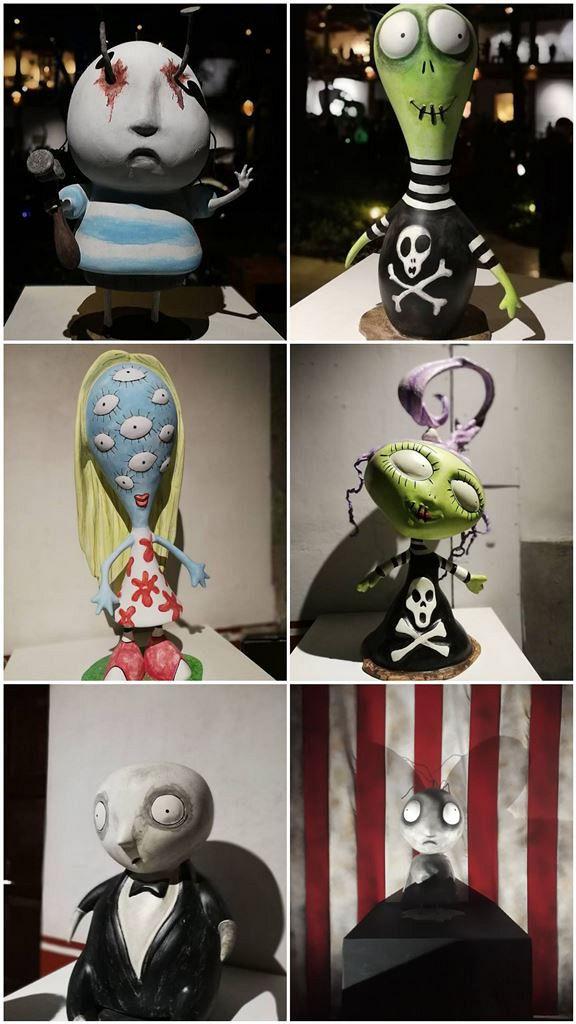 Visita la exposición El Mundo de Tim Burton en la Ciudad de México