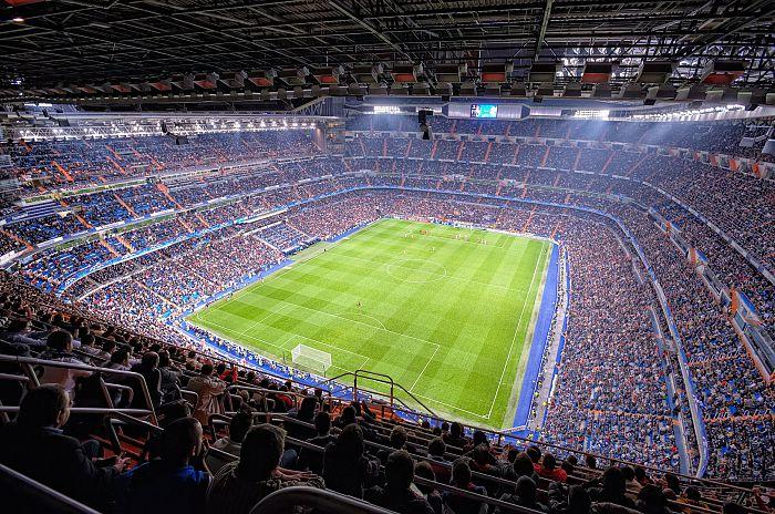 Los mejores estadios de futbol en Europa