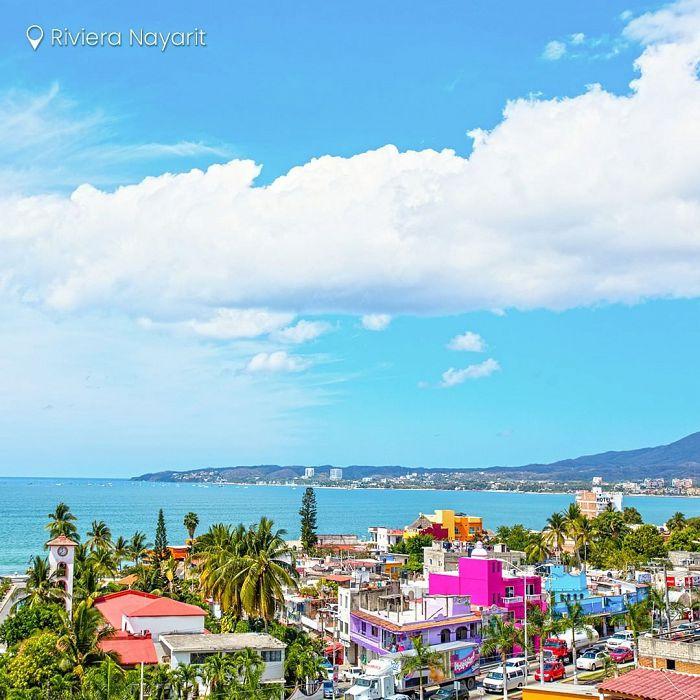 5 destinos en Riviera Nayarit