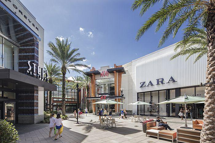 Planeando ir de compras durante mis vacaciones en Orlando
