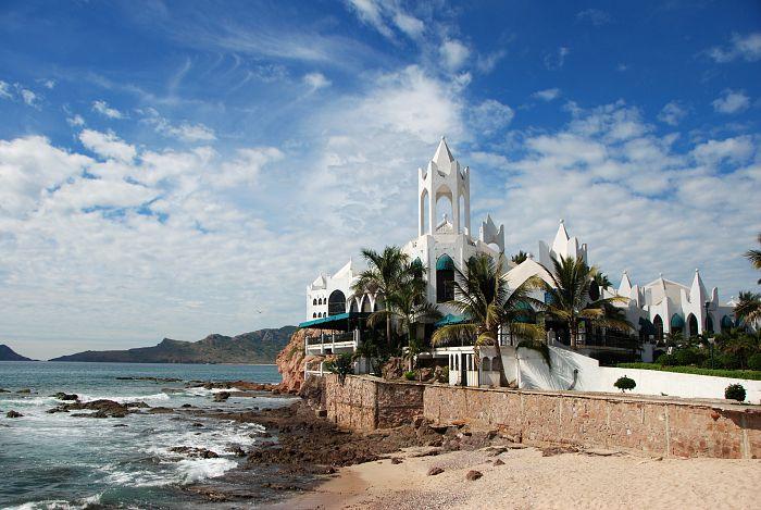 ¡Fin de año en las playas de Mazatlán!