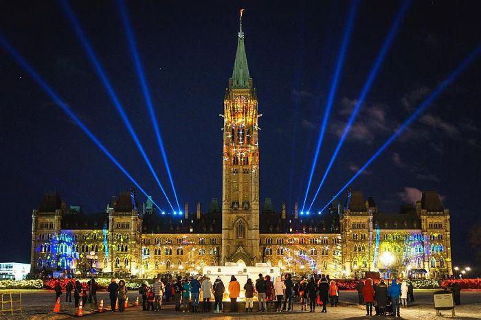 Vacaciones de invierno en Ottawa