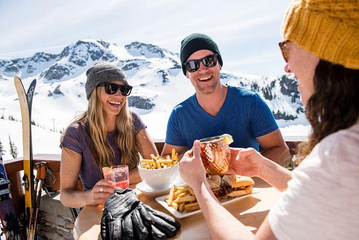 5 experiencias culinarias en Whistler