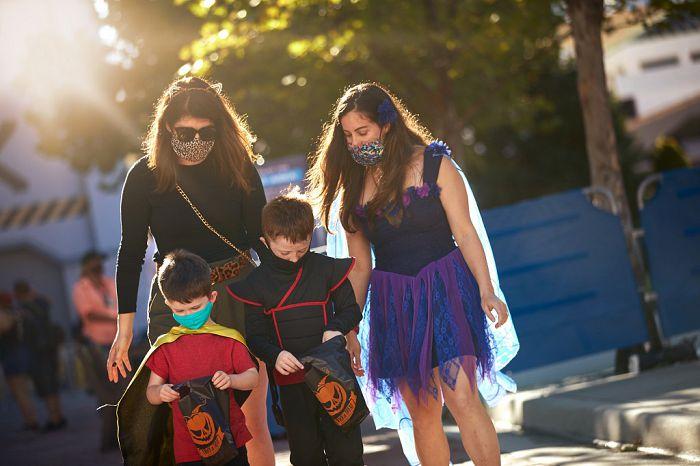 Celebra este Halloween en Universal Orlando® Resort