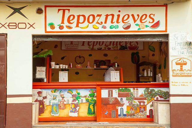 Un Fin de Semana en Tepoztlán