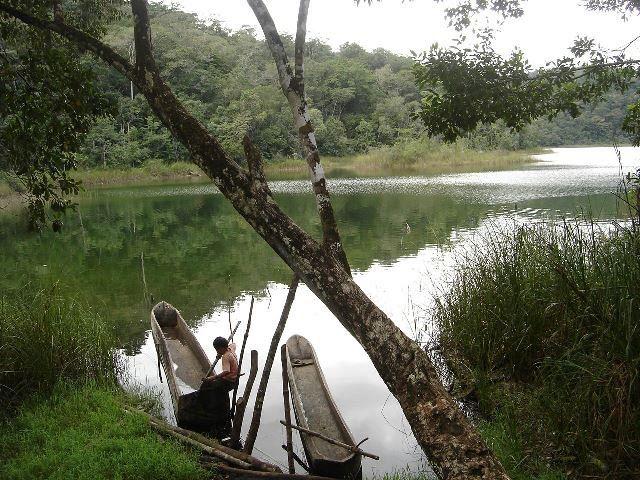 Haz ecoturismo comunitario en la Selva Lacandona