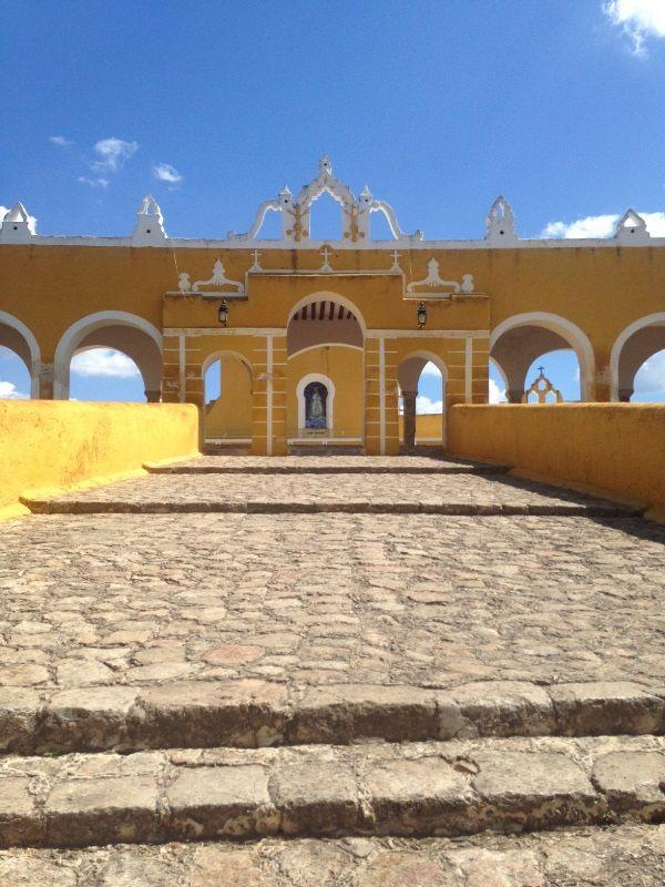 Qué hacer en Izamal, el Pueblo Mágico de Yucatán – Parte 1