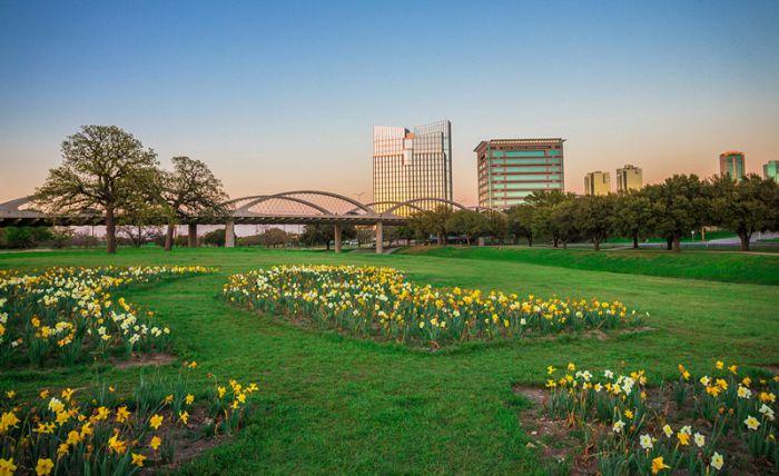 Visita la ciudad de Fort Worth y empieza tu viaje disfrutando su aeropuerto