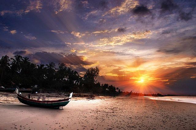 playas para luna de miel