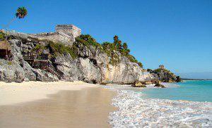 playas del Caribe mexicano