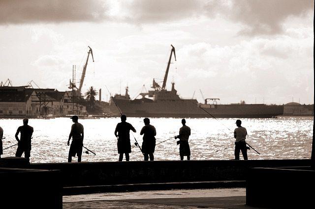 Un día de vacaciones en La Habana