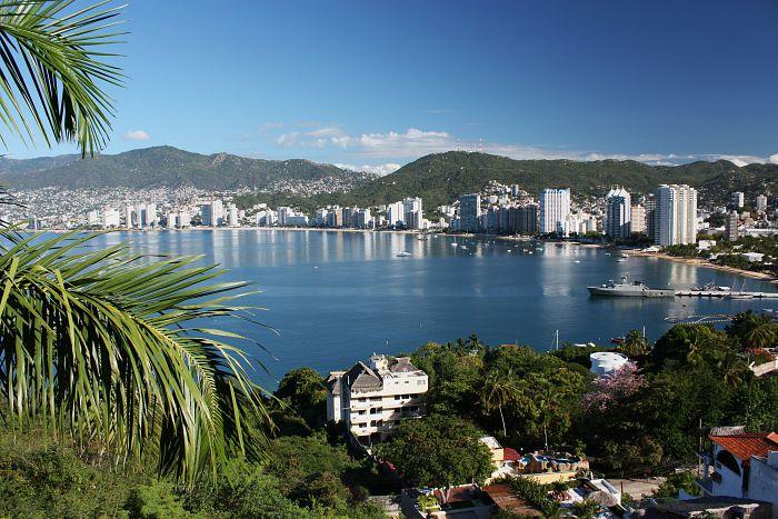Boletos de autobús a Acapulco