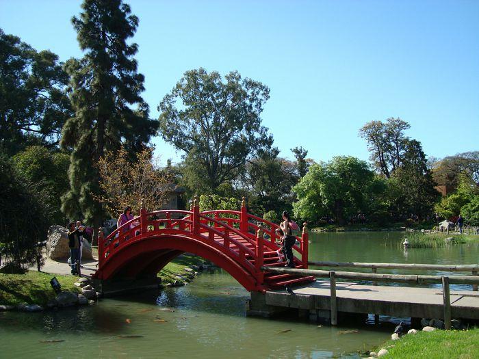 El barrio de palermo la zona imperdible de la capital for Amapola jardin de infantes palermo