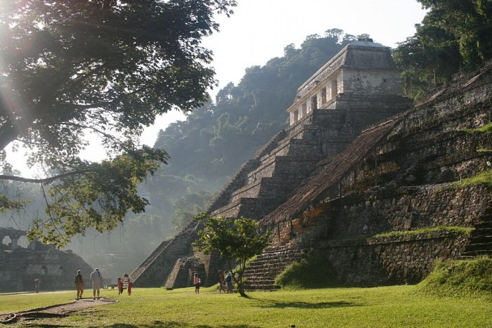 Circuitos en Chiapas Palenque