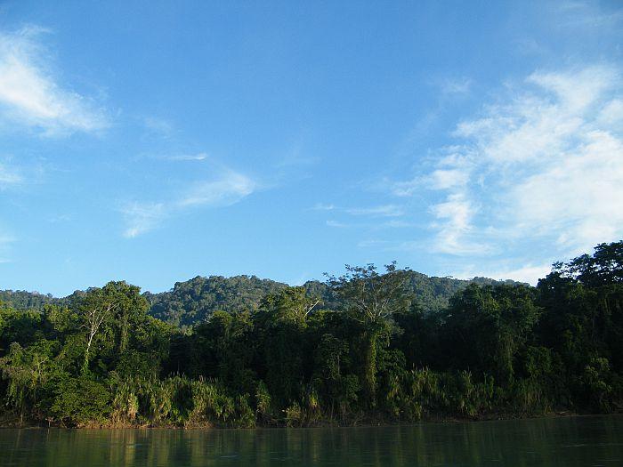 Circuitos en Chiapas Rio Lacantun