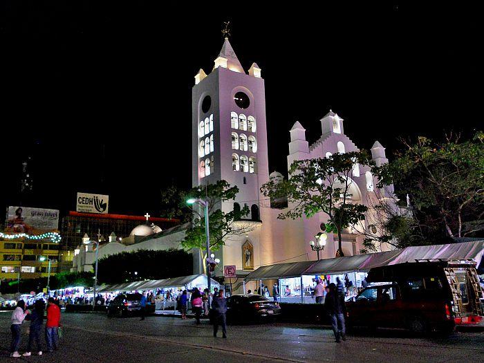 Circuitos en Chiapas Tuxtla Gutierrez