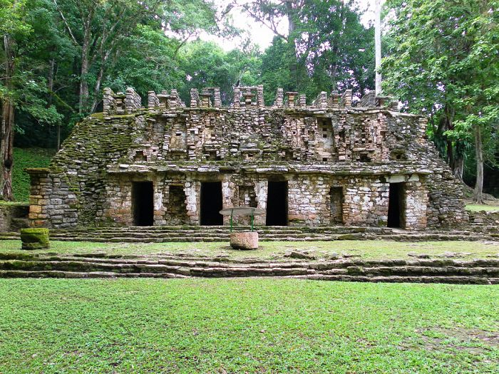 Circuitos en Chiapas Yaxchilan