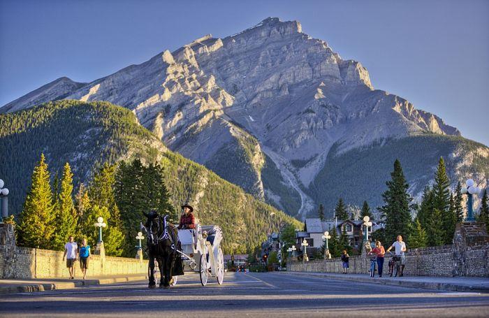 Calgary Canadá, un recorrido entre montañas y glaciares