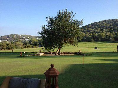 Club de Golf Ibiza en Santa Eulalia, el único campo de golf de la isla