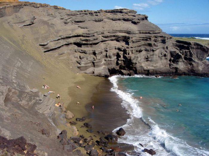 Las playas más bonitas del mundo: arenas de colores