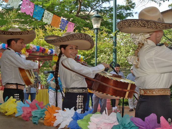 161 Viva M 233 Xico Fiestas Patrias En San Antonio