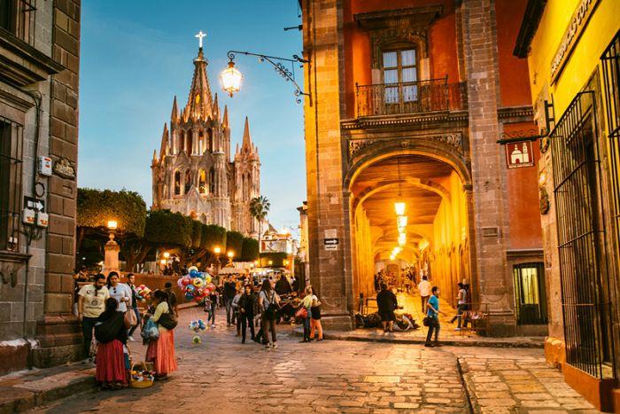 Artesanato Residencial San Miguel De Allende ~ Lugares turísticos de Guanajuato 3 ciudades que debes visitar