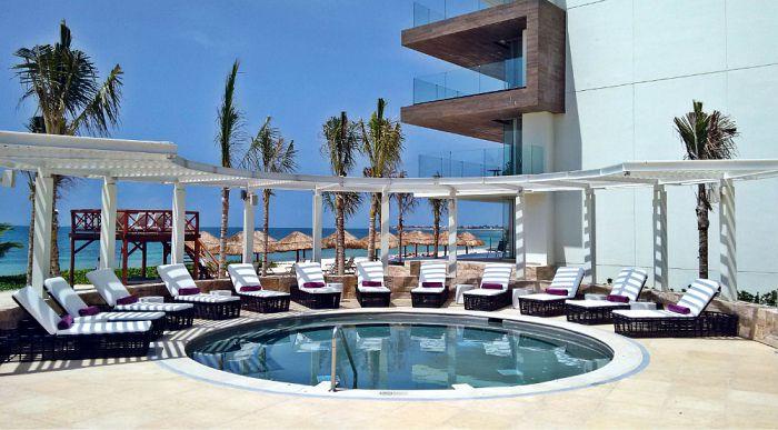 Hoteles para adultos todo incluido: Breathless Riviera Cancún