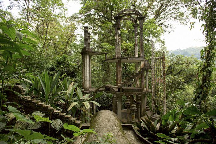Lugares tur sticos de san luis potos for Jardin xilitla