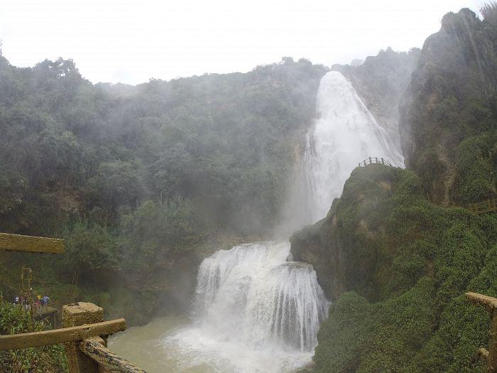 Turismo de aventura en México: Chiapas