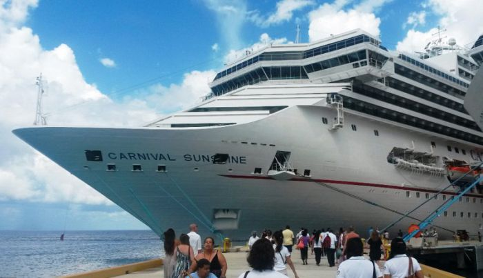 Carnival Sunshine, un crucero familiar