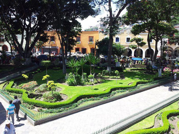 Lugares turísticos en Puebla: una visita por Atlixco