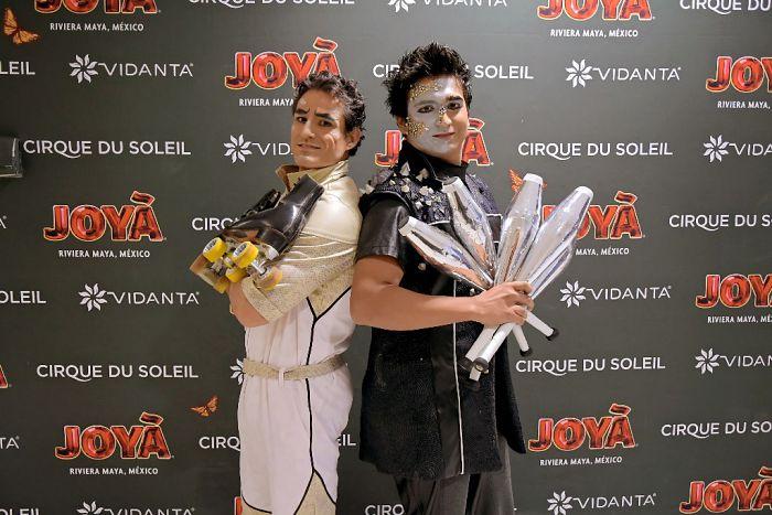 La magia detrás de Cirque du Soleil® JOYÀTM Riviera Maya