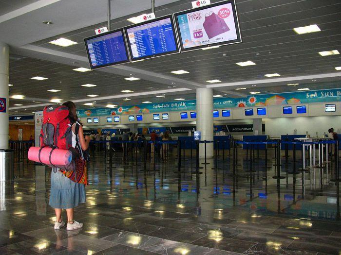 Propósito: vuelos baratos a la Ciudad de México