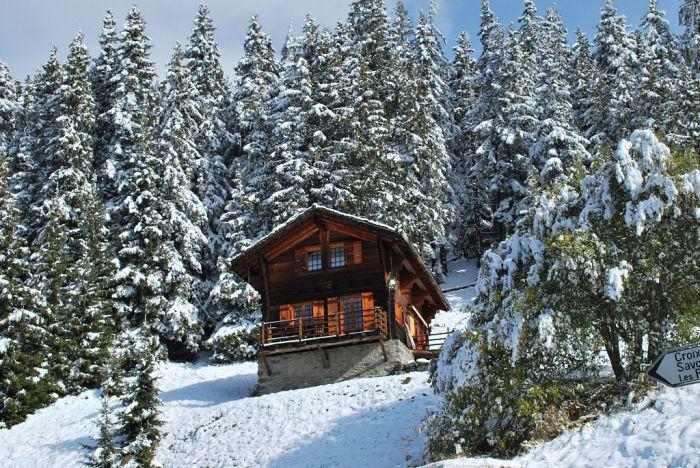 Vacaciones en los alpes suizos un viaje de horizontes campestres - Casas en los alpes suizos ...