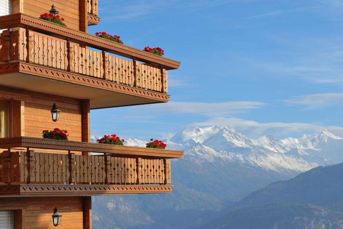Vacaciones en los Alpes Suizos, un viaje de horizontes campestres IIII