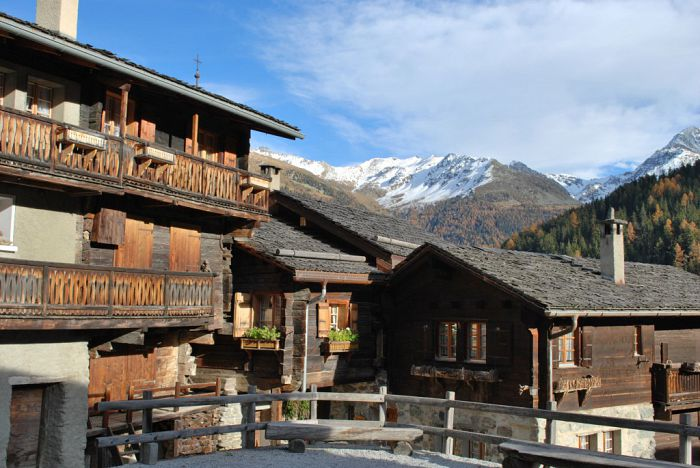 Vacaciones en los Alpes Suizos, un viaje de horizontes campestres III