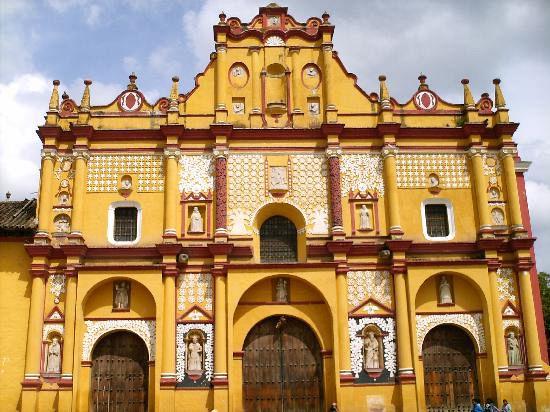 Lugares para vacacionar en México: Chiapas