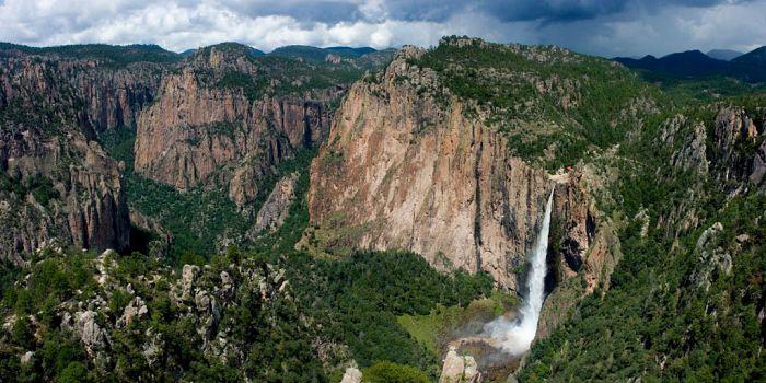 Las Barrancas del Cobre, de los lugares turísticos de México obligados