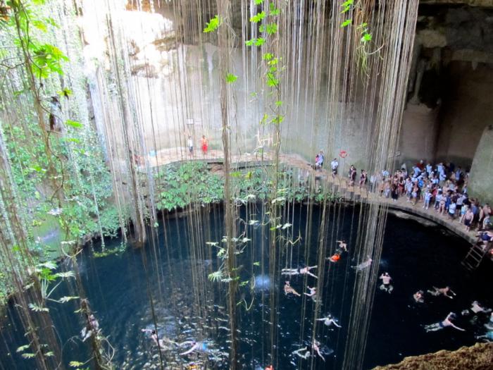 Ecoturismo en Quintana Roo: Los Cenotes en Riviera Maya