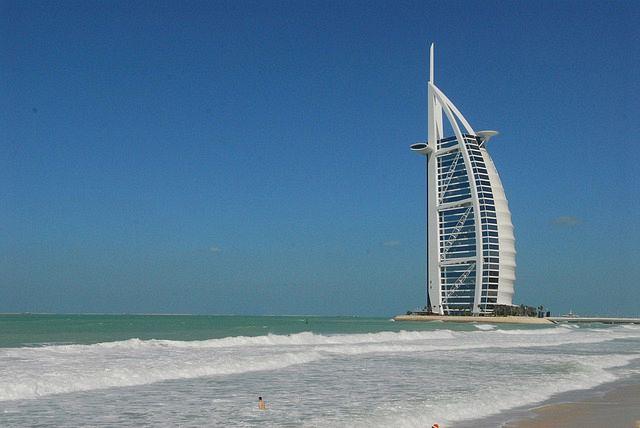 El Hotel Más Lujoso Del Mundo Burj Al Arab En Dubai