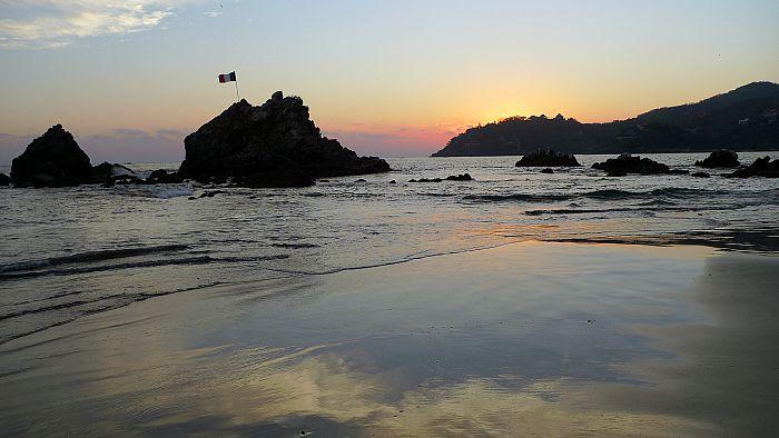 Las 5 mejores playas de Ixtapa-Zihuatanejo