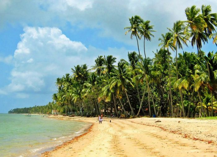 Porto de Galinhas se destaca en las playas de Brasil