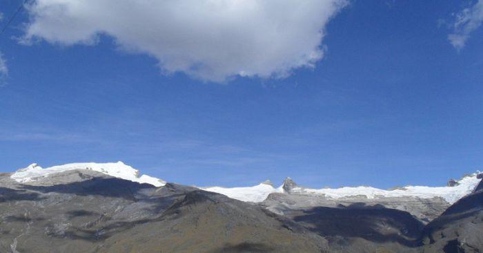 Deportes extremos en Colombia Sierra Nevada del Cocuy
