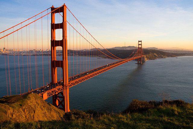 Las agencias de viajes te llevan a San Francisco