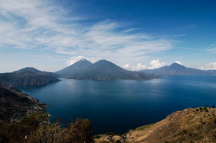 Visita el Lago Atitlán en Guatemala