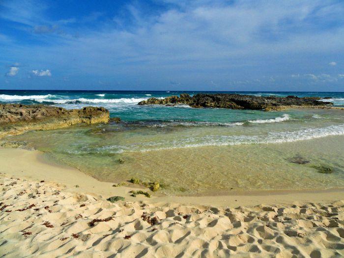 Las mejores playas de Cozumel, de idílicos escenarios