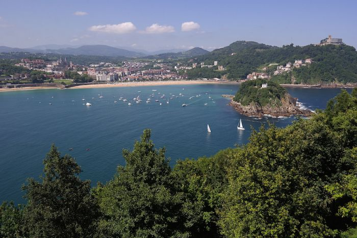 Viajes al País Vasco: San Sebastián y sus paisajes entrañables