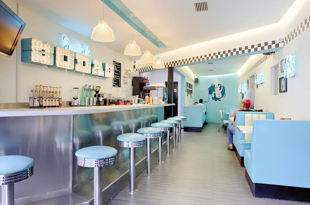 Restaurantes tem ticos en la ciudad de m xico - Decoracion de bodegas y merenderos ...